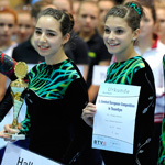 Central European TeamGym Competition 2014